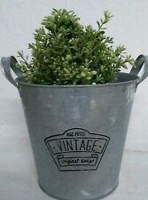 Markenlose Deko-Blumentöpfe & -Vasen aus Metall mit Herz-Form