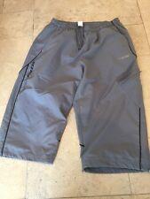 Reebok Men's Grey Shorts UK Large