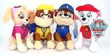 """1 Pcs 8 """" Paw Patrol Plush Stuffed Animal Toy Chase or Skye"""