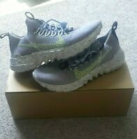 Nike Space Hippie 01 Grey Volt CQ3986-002 Sz 11 *DEADSTOCK**FREE PRIORITY SHIP*