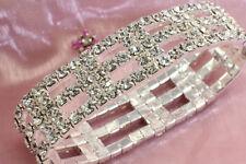 Unbranded Rhinestone Fashion Bracelets