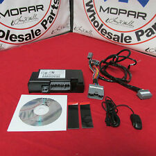 Dodge Ram Chrysler Jeep Hands Free Uconnect Kit NEW OEM MOPAR