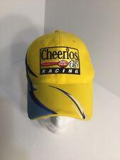 BOBBY LABONTE CHEERIOS RACING #43 NASCAR CAP/HAT VELCRO PETTY ENTERPRISES EUC