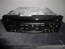PEUGEOT  CITROEN  AUTORADIO CD GPS RT6 RNEG2 BLUETOOTH