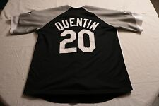 Chicago White Sox Carlos Quentin Jersey L Majestic MLB Baseball