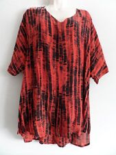 EAST Rust Print Blouse / Top - Size XL - BNWT  - RRP £79