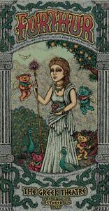Furthur-Blacklight Poster- Fantasy Poster -Poster Print