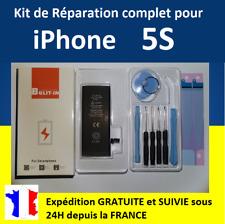 Kit complet de remplacement BATTERIE + OUTILS + STICKERS pour iPhone 5 S / 5S