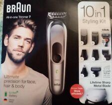 Beard Trimmer, Hair Clipper & Body Groomer all-in1 MGK7221 Kit FAST FREE POST