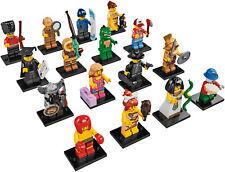 LEGO MINIFIGURES SERIE 5 COLECCIÓN COMPLETA 16 MINIFIGURAS 8805 - NUEVO