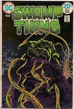 Swamp Thing #8 (DC 1974) VF/NM: M'Nagalah (1st appearance)