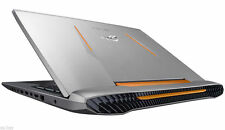 "ASUS ROG G752VS 17.3"" (1TB HDD + 256GB SSD, Intel Core i7 6th Gen., 2.60GHz, 16GB) Laptop - Silver - G752VSGC086T"