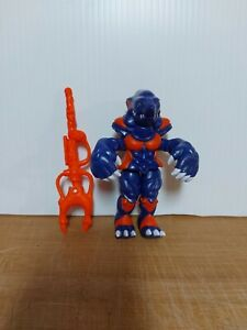 Vintage 1994 Power Rangers Figure Clawing Dramole Complete Loose Htf
