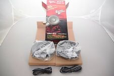 """Sound Barrier DRX-502 2 Way Car Speakers Pair 130mm 5.25"""" Inch 90W"""