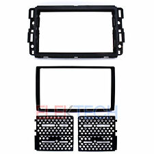 Radio Replacement Dash Mounting Install Kit 2-Din for Buick/Chevy/GMC/Saturn