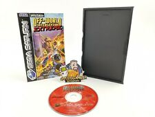 "Sega Saturn Spiel "" Off-World Interceptor Extreme "" CD + Anleitung | PAL"