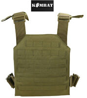 Combat British Army Military Molle Spartan Plate Carrier Assault Surplus Vest