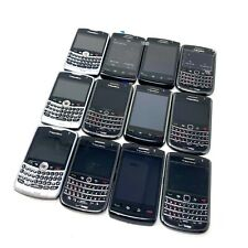 Lot of 12 Blackberry STORM STORM2 BOLD CURVE TOUR (Verizon) 9550 9530 9650
