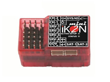 Mini iKON2 Flybarless System - Micro USB Cable Not Included