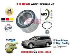 Per MERCEDES BENZ GL320 GL350 GL420 GL450 GL500 CDI 2006 > KIT CUSCINETTO RUOTA POSTERIORE