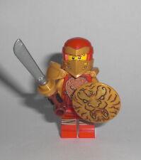 LEGO Ninjago - Hero Kai - Figur Minifigur Ninja rot Held Drache 71721 71720