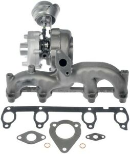 New Turbocharger   Dorman (OE Solutions)   667-232
