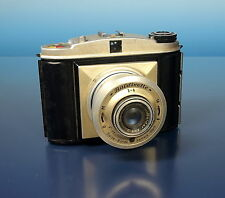 Balda-Bünde Baldixette Baldar f=7,2 Photographica 6x6 Kamera camera - (92589)