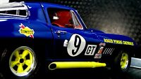 1 1967 Vette Corvette Chevy Built Chevrolet 18 Vintage 25 Race Car 24 Model 12