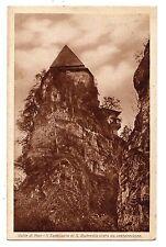 C002204   valle di non  santuario di san romedio   VG 1932