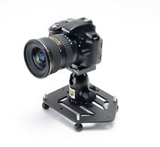 LayLow Glide Gear Pod Universal Tripod Mounting Plate Video Camera DSLR Light