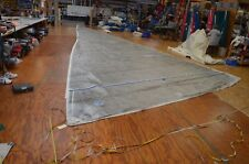 Jib Genoa Headsail Farr 40 racing sail J2 North Sails