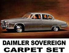 Daimler Sovereign 420 Carpet Set - Deep Pile, Latex Backed
