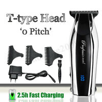 LILI LCD Professional Hair Clipper Men's Electric Trimmer Cutter Barber Razor