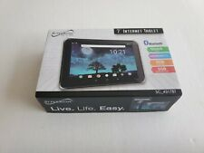 """Supersonic - 7"""" Capacitive Touchscreen 8GB Quad-Core Tablet"""