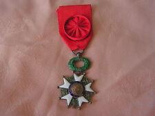 medaille  legion d'honneur en argent