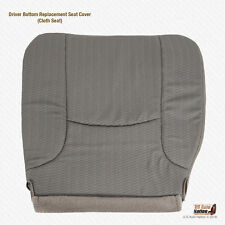 2004 Dodge Ram 2500 3500 ST Driver Side Bottom Cloth Replacement Seat Cover Tan