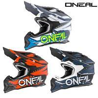 O'Neal 2Series RL MX Helm Slingshot Moto Cross Quad Enduro Offroad Gelände DH SX