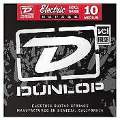 Dunlop Cuerdas para guitarra eléctrica de níquel-Extra Luz
