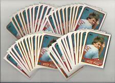 1989 Topps Pete Rose #505 (50) Fifty Baseball Card Mint Lot.