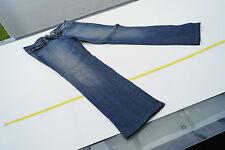 QS s.Oliver Smart Damen Jeans kurz Schnitt Hose Stretch blau Gr.36 stone wash#33