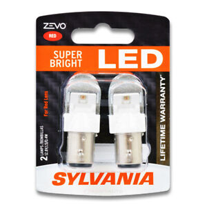 Sylvania ZEVO Tail Light Bulb for MG MGB Midget 1969-1979  Pack hp