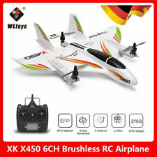 WLtoys XK X450 2.4G 6CH 3D/6G RC Flugzeug Starrflügel Hubschrauber Glider RTF