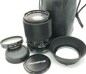 """Olympus OM Zuiko 35-105mm manual Lens in """"LIKE NEW"""" condition"""