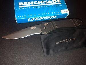 Benchmade 710HSSR Knife -710 HIGH SPEED -McHenry & Williams/M2HS/BT2/HSSR/USA/tn