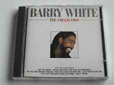 Barry White - The Collection (CD Album) Used Very Good