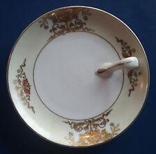 Noritake Single Handle Nappy Dish Raised Gold Vintage