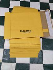"12 Sealed  00006000 Air Jiffy Padded #0 Cushion Mailers, Self-Sealing, New, 6"" x 9"""