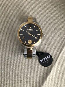 Versace Lexington Versus Versace Mens Lion Watch