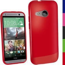 Étuis, housses et coques rouge HTC One M8 pour téléphone mobile et assistant personnel (PDA) HTC