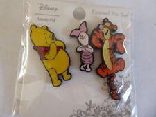 Disney Trading Pins Loungefly - Disney Winnie the Pooh Piglet Tigger Enamel Pin